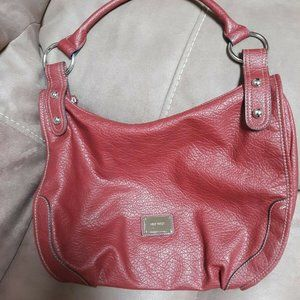 Nine West Large Red Handbag